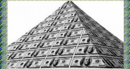 Денежные финансовые пирамиды – срок!
